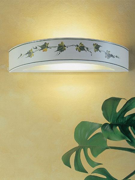 ferroluce lampadari catalogo : FerroLuce Lampada da parete TRIESTE C 603 AP - Vendita lampadari ...