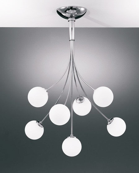 Albani lampada da soffitto fiocchi di cotone 5700 for Lampadario da soffitto