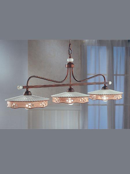 ferroluce lampadari catalogo : FerroLuce Lampada a Sospensione ALESSANDRIA C 544 BL - Vendita ...
