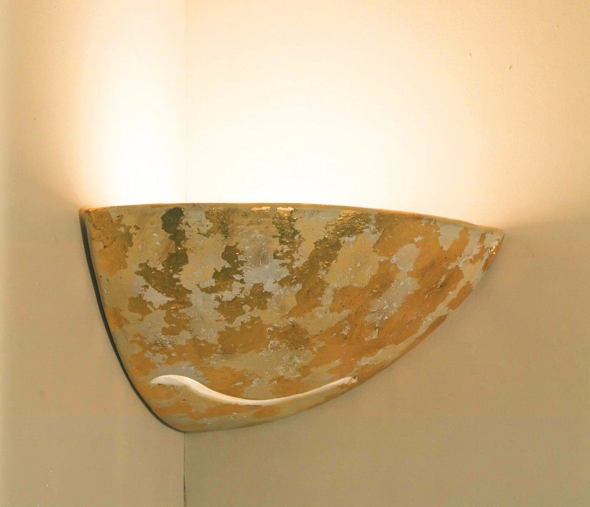 lampadari terracotta : Toscot Lampada da parete CERTALDO 134E - Vendita lampadari online