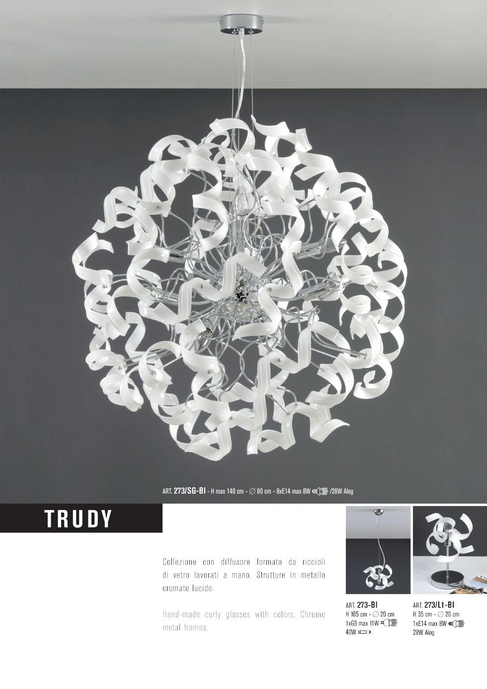 Notali lampadari vendita di lampadari applique e - Lampadari stanza da letto ...