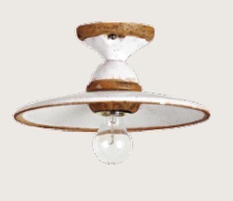 Toscot Lampada da soffitto SETTIMELLO 334-30 - Vendita lampadari ...