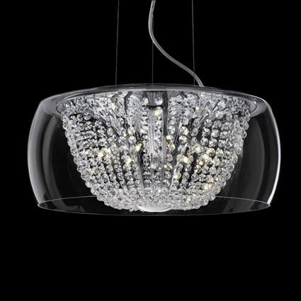 Ideal Lux Lampada a Sospensione AUDI 60 SP11 D50 - Vendita lampadari ...