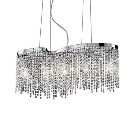Ideal Lux Lampada a Sospensione AURORA SP5 - Notali Vendita lampadari ...