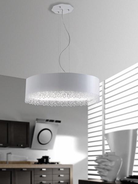 Gibas Illuminazione Lampada a Sospensione CAPRICCIO 939/4S C1