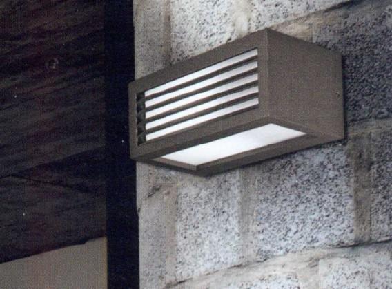 Plafoniere Da Parete Da Esterno : Gea luce lampada da parete ges