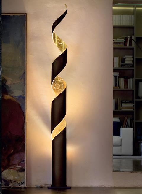 Braga Illuminazione Lampada da Terra TRUCIOLO 553-T