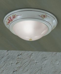 ferroluce lampadari catalogo : FerroLuce Lampada da soffitto CAPUA C112 PL - Vendita lampadari online