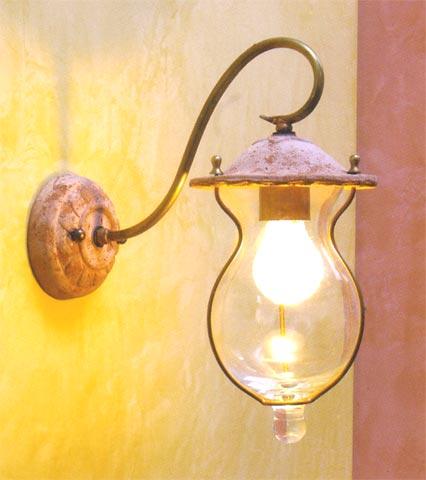 Toscot Lampada da Parete FIRENZE 520 - Notali Vendita lampadari online