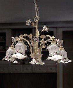 ferroluce lampadari catalogo : FerroLuce Lampada a Sospensione PISA C1205-5 LA - Vendita lampadari ...