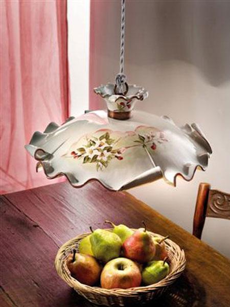 Ferroluce lampada a sospensione milano c1101 c1102 c1103 so - Lampadari per cucina rustica ...