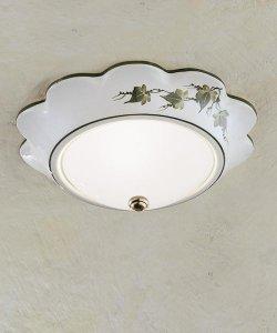 ferroluce lampadari catalogo : FerroLuce Lampada da soffitto CAPUA C445 PL - Vendita lampadari online