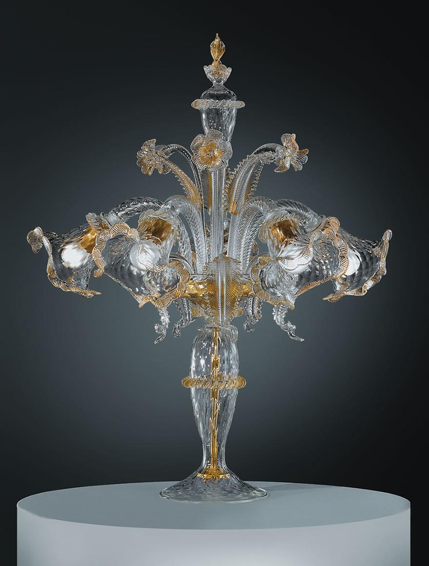 Vetrilamp Lampada da tavolo 87/T5