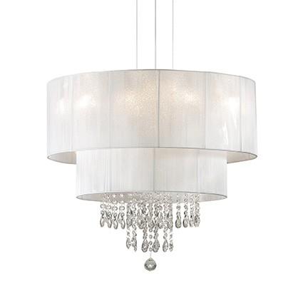 Ideal lux lampada a sospensione opera sp4 sp6 sp10 for Lampadario camera letto online