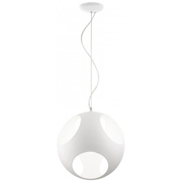 165 132 20 % aggiungi al carrello lampadario sfera in metallo bianco ...