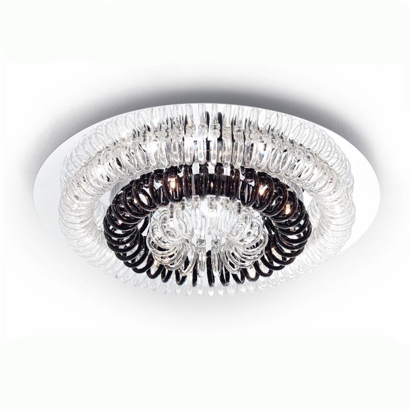 lampadari micron : Micron Illuminazione Lampada a Soffitto GINGER M5420-CCB - Vendita ...