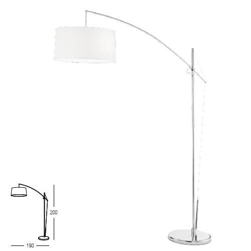 perenz lampadari : Perenz lampada da terra 5602 - Notali Vendita lampadari online