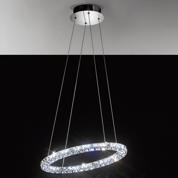 Eglo lampada a sospensione led 39001 toneria