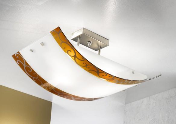 Elesi luce lampada da parete o soffitto capriccio 01077 pa57
