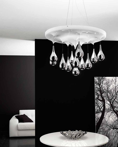 ferroluce lampadari catalogo : ... Lampada a Sospensione PIOGGIA SP1045/70S - Vendita lampadari online