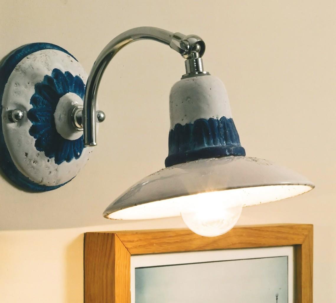 Toscot Lampada da parete FIESOLE 140-15 - Vendita lampadari online