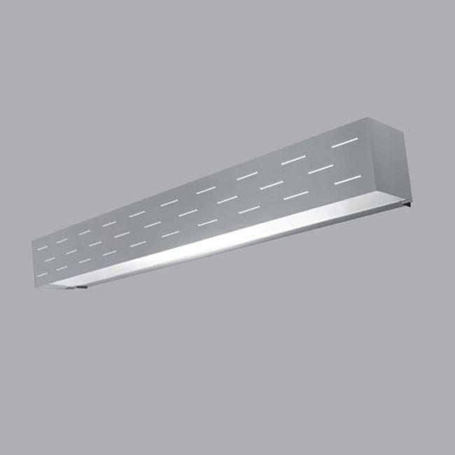 Sikrea lampada da parete visir led argento   notali vendita ...