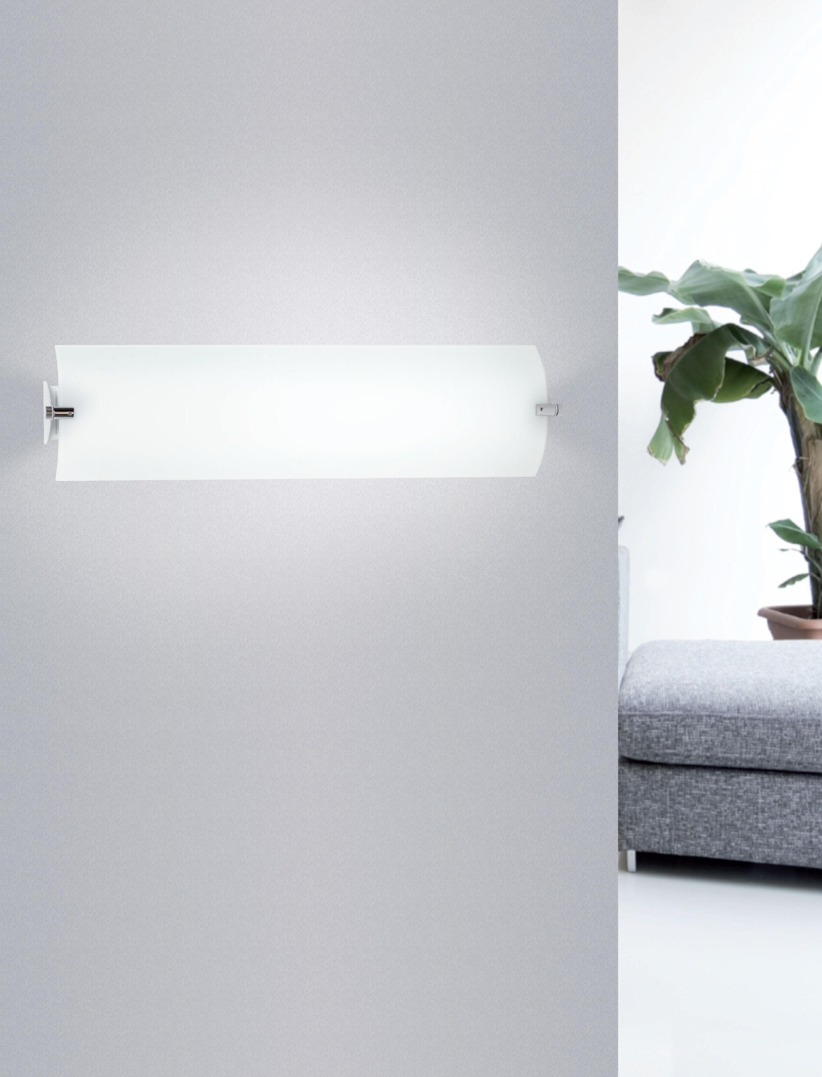 Sikrea lampada da parete e da soffitto moove/m es   notali lampadari