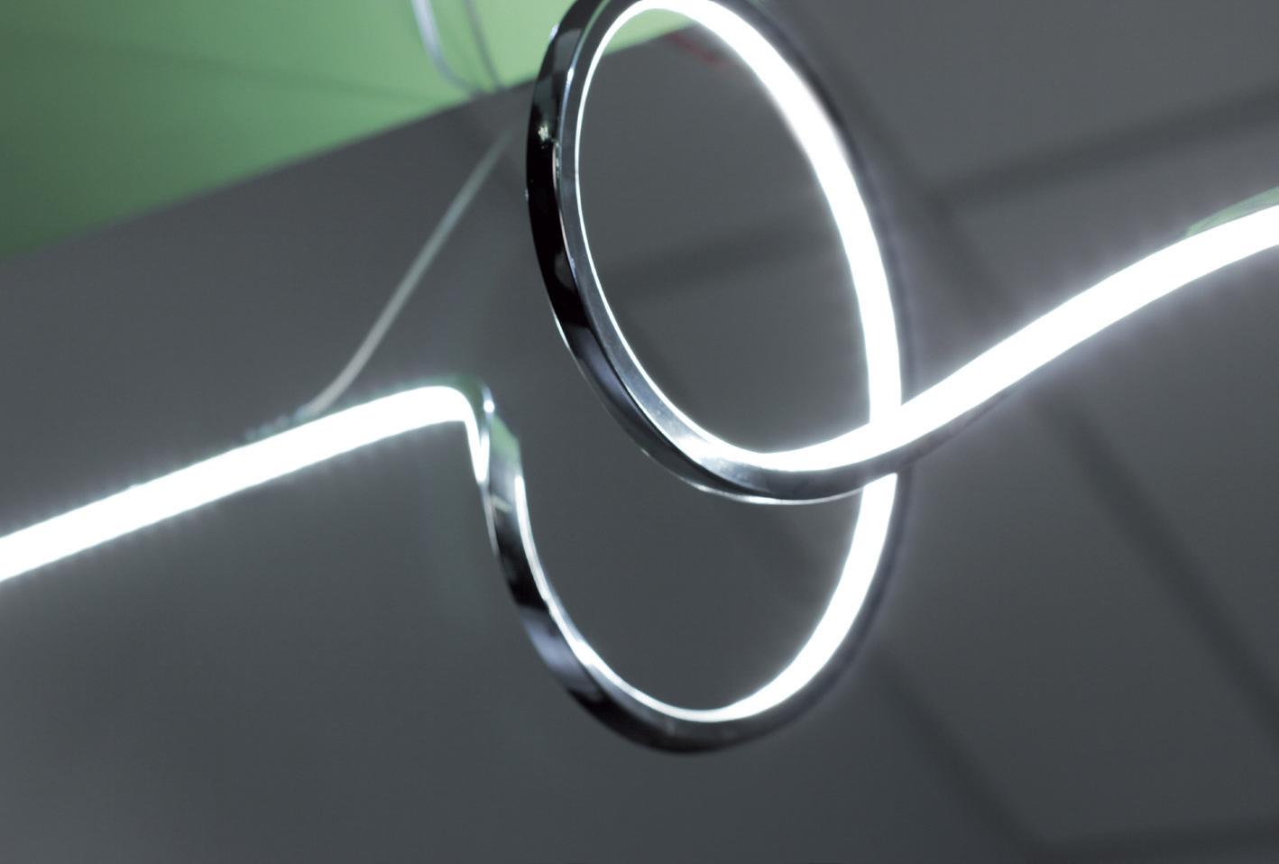 Sikrea Lampada da parete NIVES/A LED - Notali Lampadari