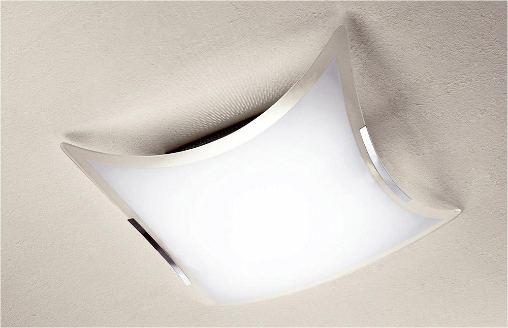 Sikrea lampada da soffitto quadro`/pl37   notali vendita lampadari ...