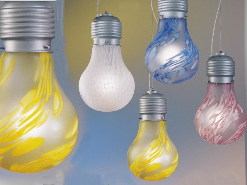 Duep sospensione 2250 s 1 luce for Lampadari camerette ikea
