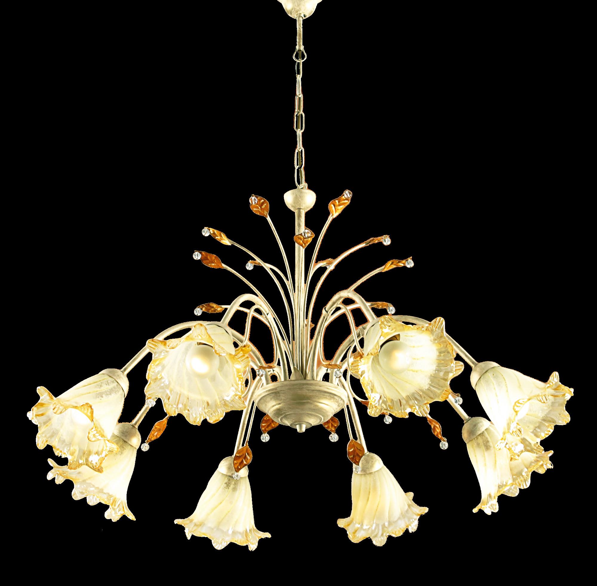 Padana Lampadari Lampada a Sospensione TRILLY 486/8 - Notali Lampadari