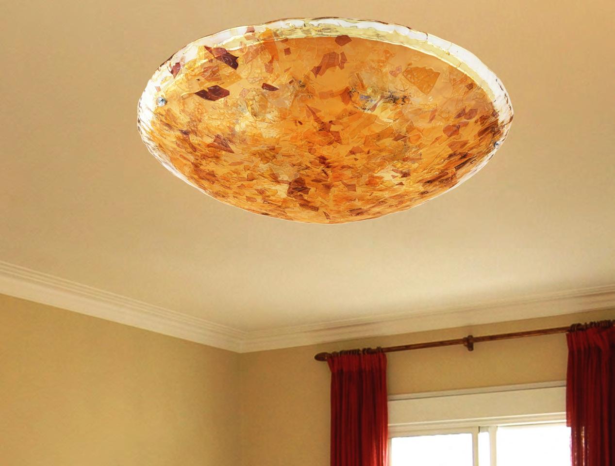 Plafoniere Da Soffitto Per Camerette : Padana lampadari lampada da soffitto estate 283 pl