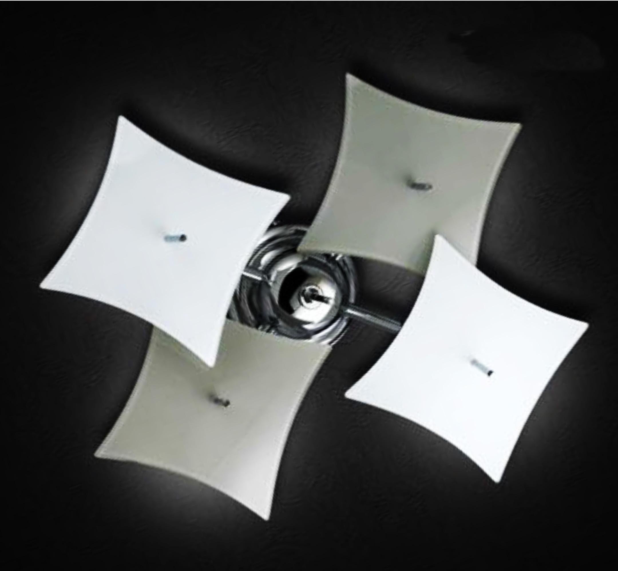 Notali lampada da parete/plafoniera aquilone pl4   colore bianco   n..