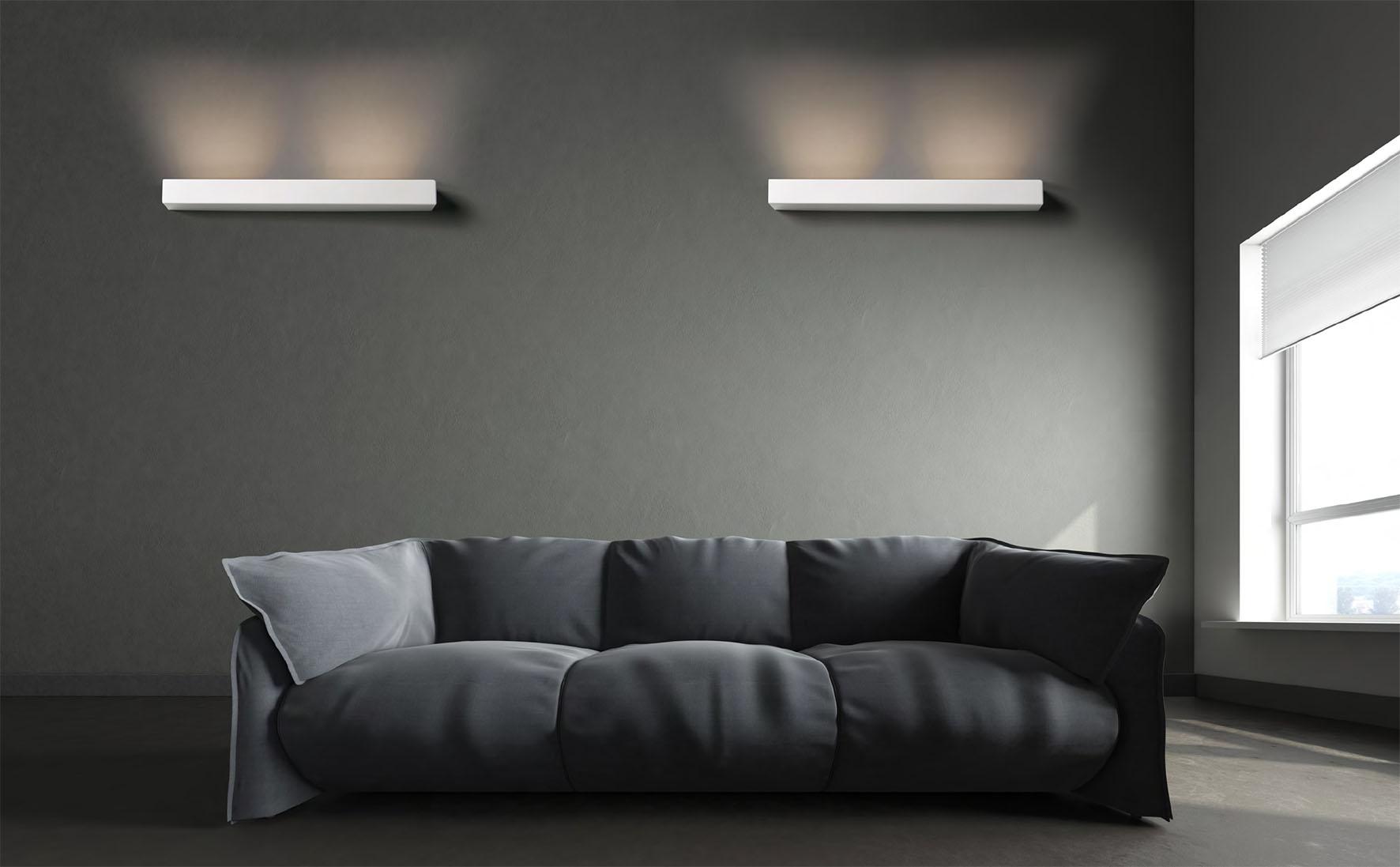 Sideform Lampada Da Parete TRATTO LED - Notali Lampadari
