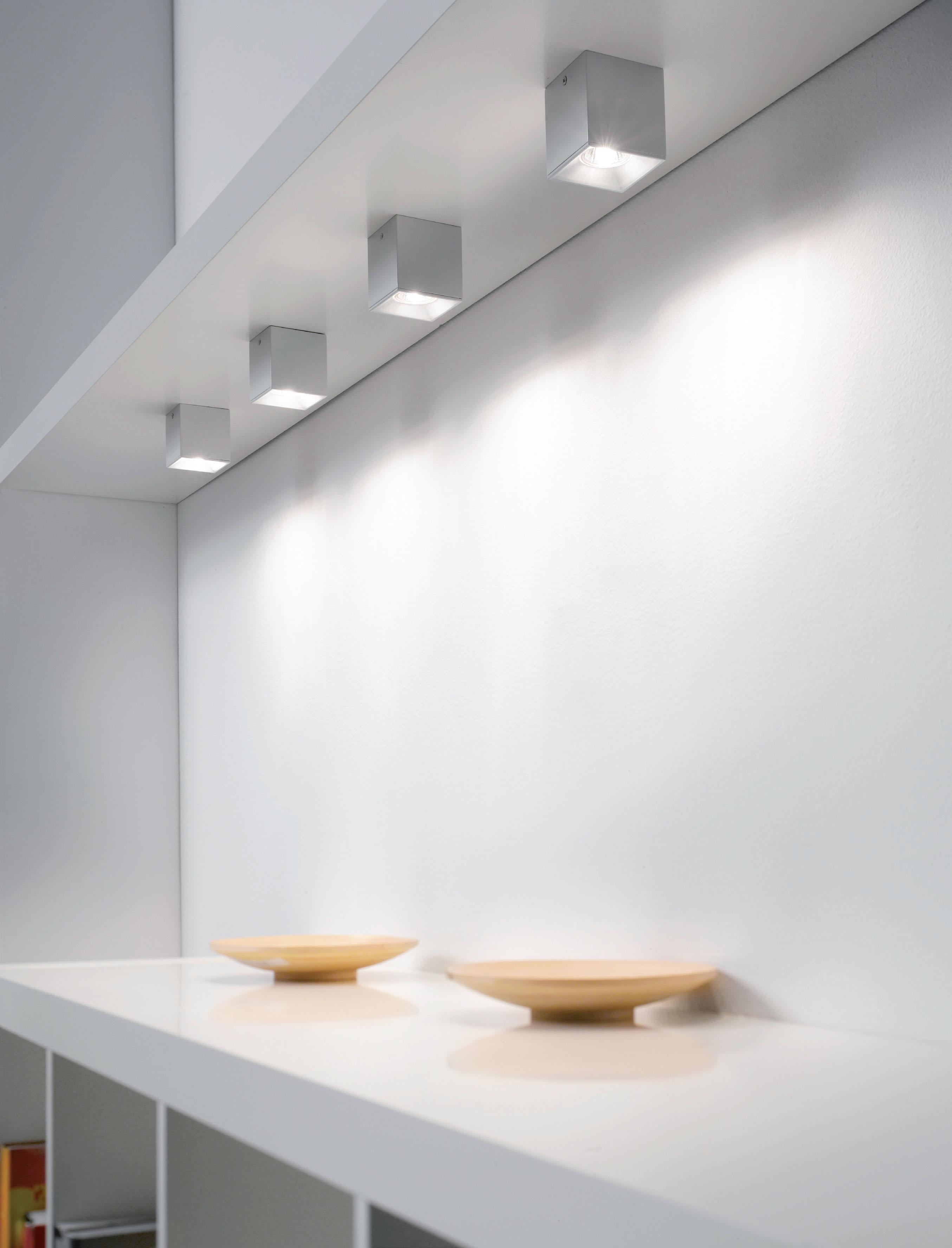 Faretti E Spot Da Soffitto sikrea lampada da soffitto/faretto/spot kubo