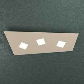 Top Light Illuminazione Plafoniera NOTE 1140/3 - Vendita lampadari online