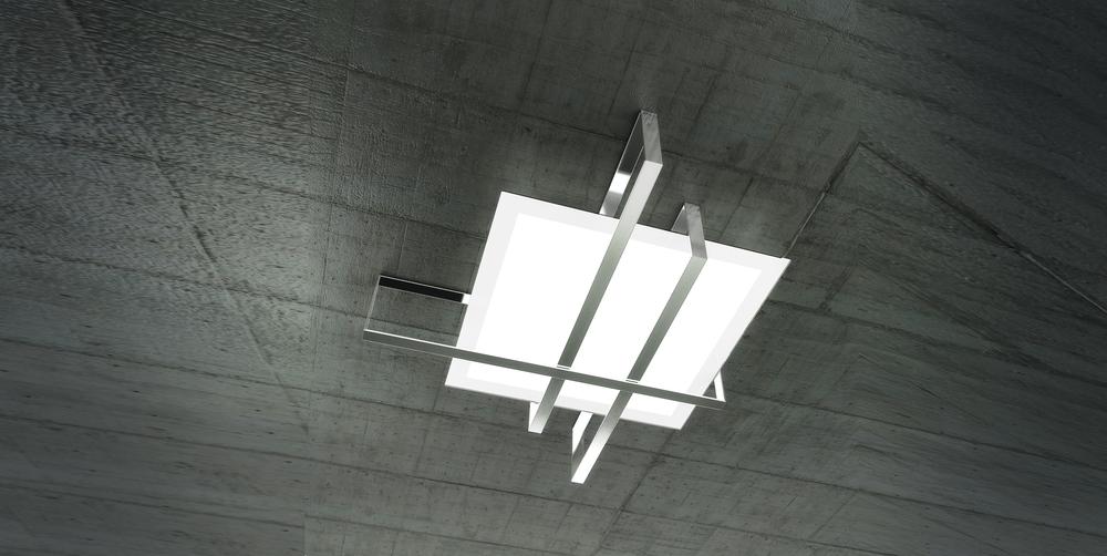 Plafoniere Da Parete Alternative : Top light illuminazione lampada da parete plafoniera cross
