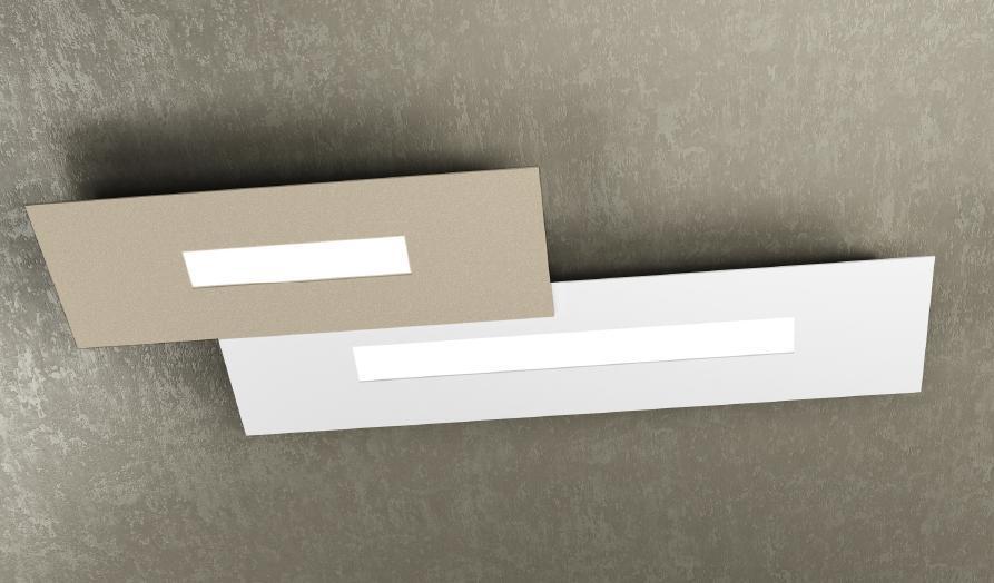 Plafoniere Moderne Da Parete : Top light illuminazione lampada da parete plafoniera wally m