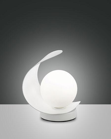 Fabas luce lampada da tavolo adria 3414 30 102 for Luce da tavolo
