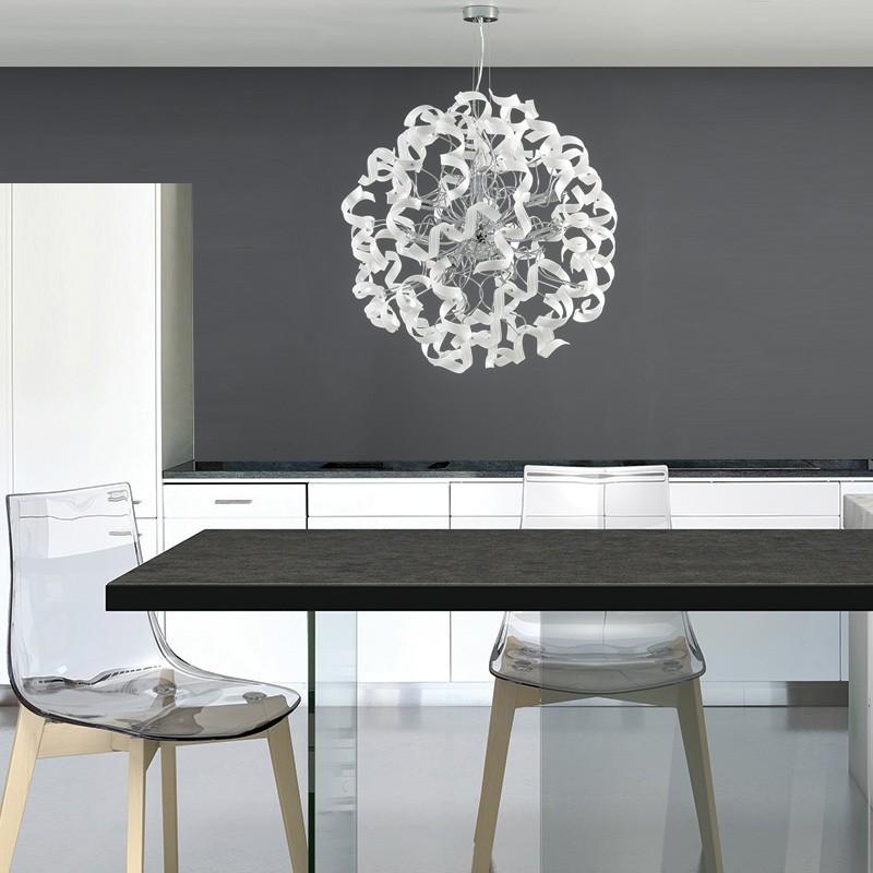 ferroluce lampadari catalogo : ... Lampadari Lampada A Sospensione Trudy 273/SG-BI - Vendita lampadari