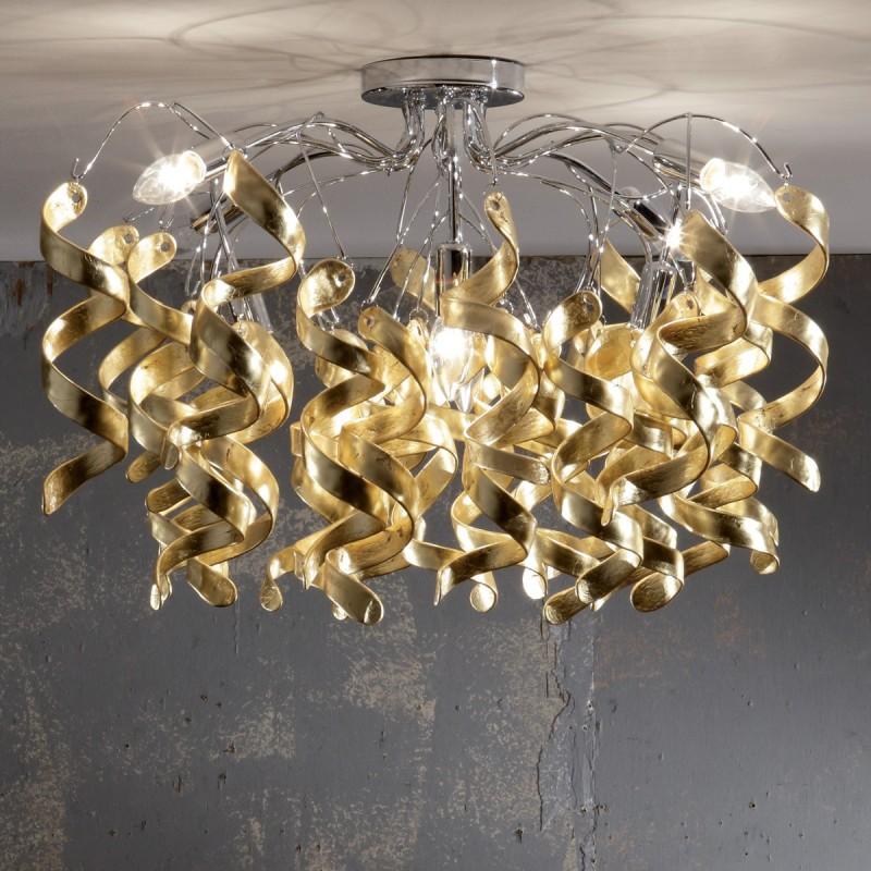 Lampadari Lampada a sospensione MARILYN 271-PL8-FO - Vendita lampadari ...
