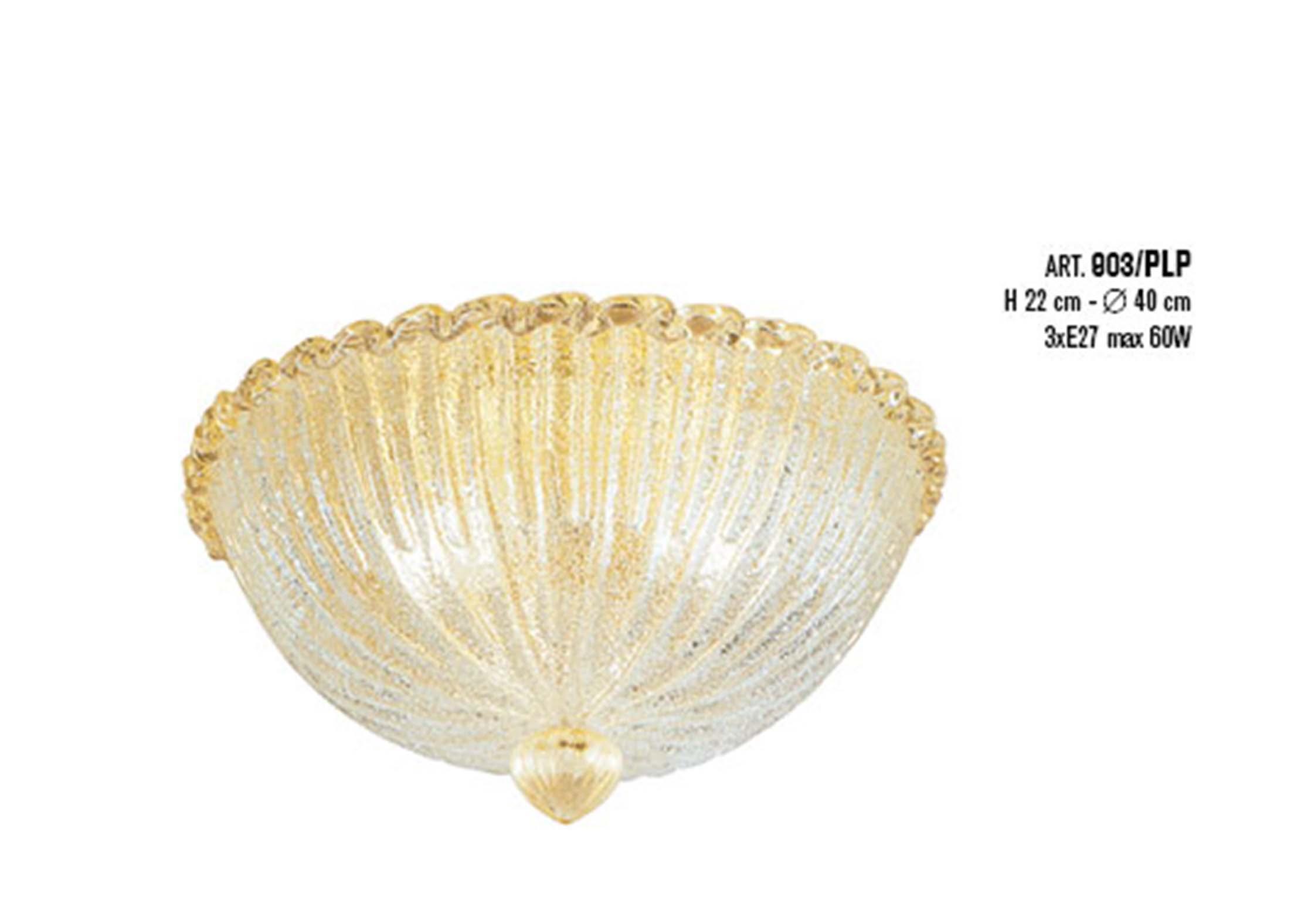 Plafoniere Da Soffitto Classiche : Padana lampadari lampada da soffitto vittoria plg