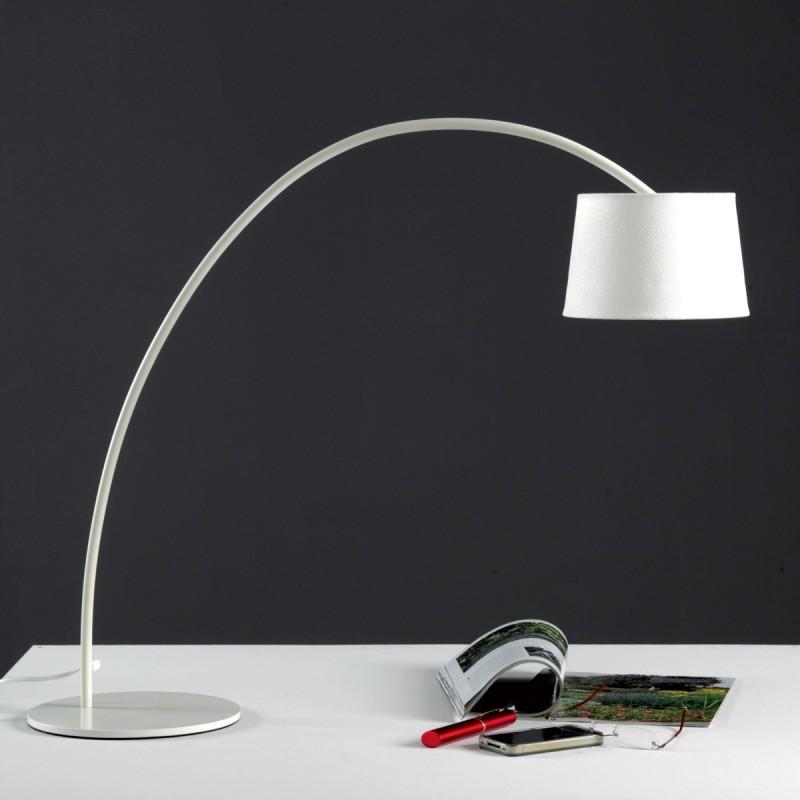 Padana Lampadari Lampada da tavolo MISS 714-LTA-BIANCO - Notali Lamp..