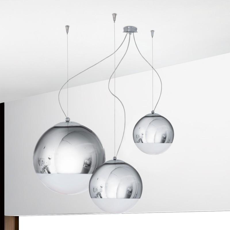 Padana lampadari lampada a sospensione bolla 248 3 - Catalogo ikea lampadari ...